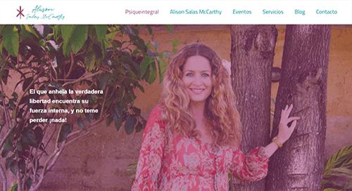 pagina web de psicologa