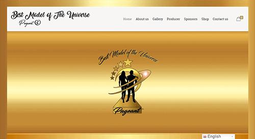 pagina web de modelaje