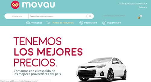 tienda online de autos