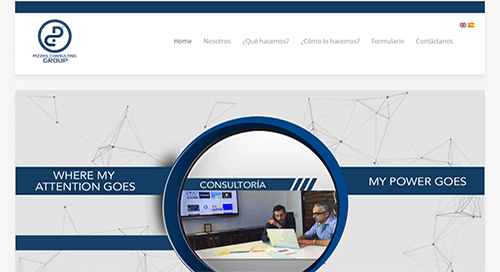 pagina web abogados
