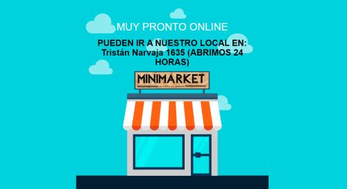 Desarrollo web de paginas de mercados