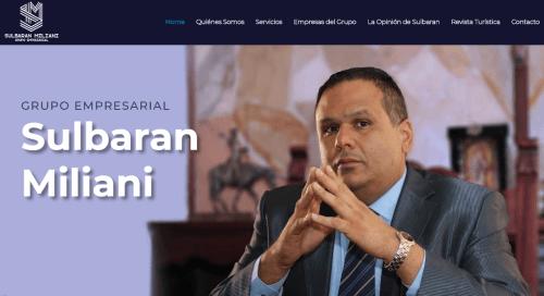 Creación pagina web empresarial